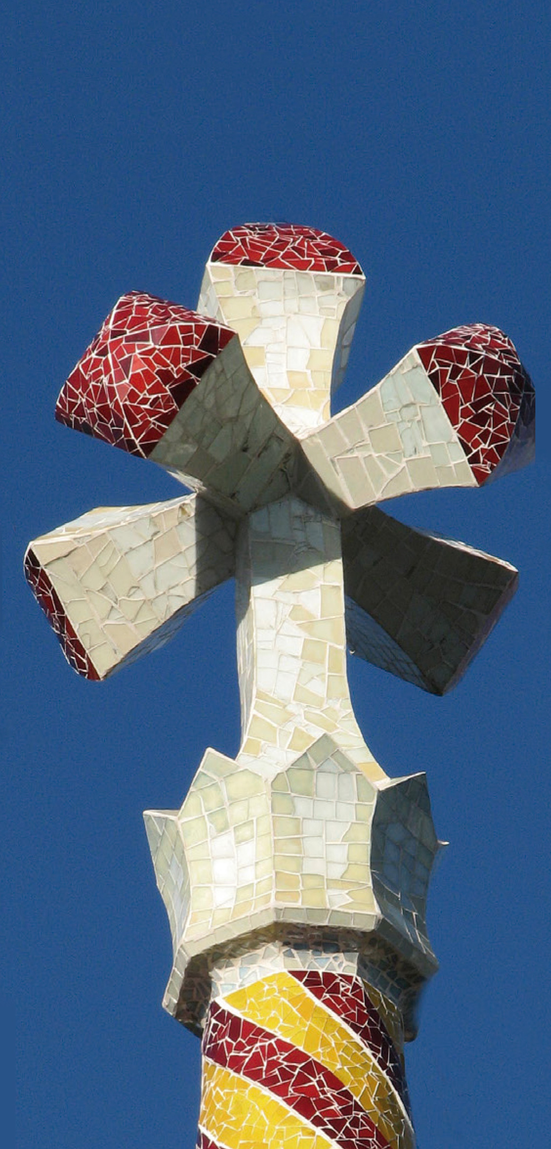 The Cross of the cypress